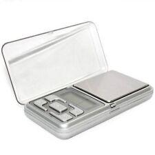 Balanza Digital de Precisión 0,01 a 200 gr Portátil Ultraligera Joyería Micras
