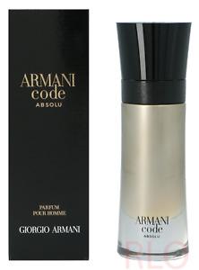 Giorgio Armani Code Absolu Homme  - 60ml Eau De Parfum Spray