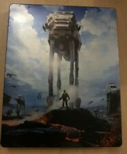 STEELBOOK ONLY Star Wars Battlefront PS4/Xbox One/PC IN EXCELLENT CONDITION