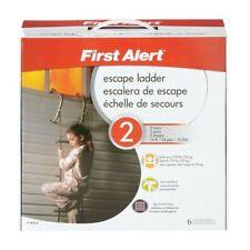 First Alert El52-2 2-Story 14-Ft Escape Ladder, 1125 lb capacity