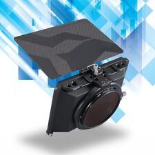 Tilta MB-T15 Mini Clamp On Matte Box For DSLR Tilta Lens Hood Accessories Kit
