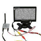 NO Blue FPV Monitor 7 Inch Monitor TFT LCD 800x480 Video Screen for Multicopter