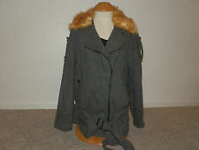 Coat size 8 McGinn Jacket size 8 McGinn Coat size 8 Fox Fur Coat size 8 New