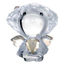 Swarovski Clear and Golden Crystal Angel Figurine 5135868
