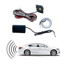 Electromagnetic Car Backup Parking Radar Sensor Reversing System No Drills Holes