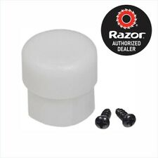 Razor W25143490214 Plastic Tip for the Stabilizing Post  Crazy Cart Genuine OEM