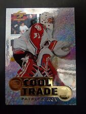 Patrick Roy 1995-96 Score Summit Cool Trade #16 Card Avalanche NM/M Condition