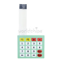 2PCS 4x5 Matrix Array Membrane Switch Keypad Keyboard 4*5 Keys for Arduino new