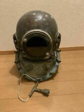 Japanese Antique Divers Diving Helmet From Japan Vintage