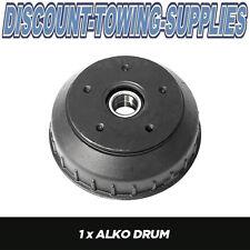 AL-KO Style 2051 Euro/Compact Trailer Brake Drum 5 Bolt x 112mm PCD (623113)