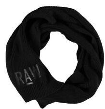 G STAR RAW homme écharpe chaud hiver 100% coton bleu marine R762-11 cf9c87111ce