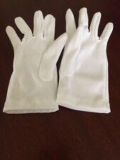 White First Holy Communion Flower Girls Wedding Gloves Holly Child