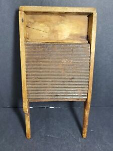 Vintage Salesman/childs Wash Board