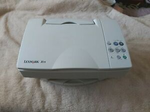 Lexmark X73 all in one printer scanner