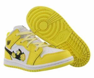Jordan 1 Mid TD Baby Boys Shoes