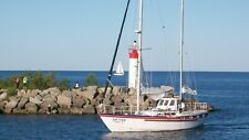 sailboat for sale 40'+over. Ocean going sailboat. Almost new project boat.