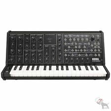 Korg MS20 Mini Monophonic Analog Synthesizer MS-20 Synth Keyboard w/ ESP