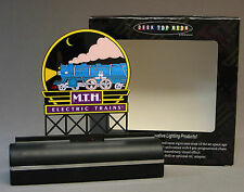 MILLER ENGINEERING MTH DTN VERSION ANIMATED BILLBOARD w BASE train track 2250