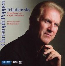 Symphony No 1 / Capriccio Italien, New Music