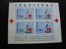 SUISSE - timbre yvert/tellier bloc n° 19 n** MNH (COL1)