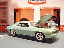 """M2 1969 CHEVY CAMARO """" CHIP FOOSE DESIGNED"""" LIMITED EDITION 1/64 HIGHLY DETAILED"""