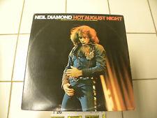 Double LP Set,Neil Diamond,Hot August Night,Near Mint,MCA2-8000