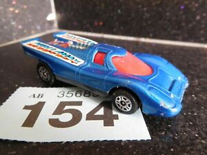 Vintage Corgi Juniors Porsche 917 Marvel Captain America - Nice (15)
