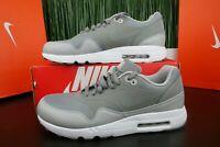Nike 875679-003 Men's Air Max 1 Ultra 2.0 Essential Grey Size 11