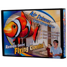 Air Swimmers CLOWNFISH Remote Control Flying Kids Toy Helium Float Balloon Fly