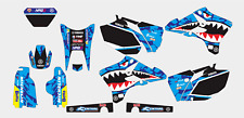 0045 YAMAHA WR 250 F WR 450 F 2003-2006 DECAL STICKER GRAPHIC KIT