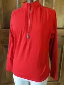 PEARL iZUMi Long Sleeve Cycling Jersey Red L(?)