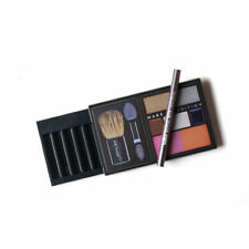 Make-Up Black Box Collectable Snuff Plastic Dispenser Straw Kit Set