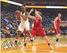 BASHAARA GRAVES Signed 8 x 10 Photo WNBA Basketball LADY VOLS Free Shipping