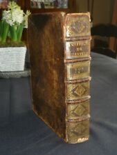 INSTRUCTIONS POUR LES JARDINS FRUITIERS--de la Quintinye--Tome premier--1716