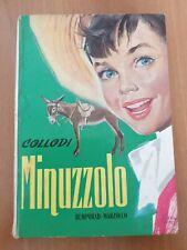 COLLODI 1962 BEMPORAD MARZOCCO Minuzzolo