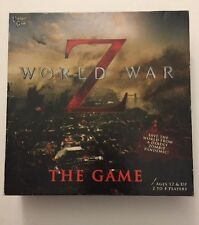 World War Z Apocalypse Zombie Fueled Adventure Strategy Family Board Game