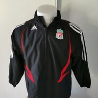 veste  de football liverpool taille 12 ans ADIDAS 2007 vintage
