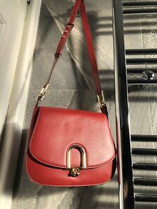 MICHAEL KORS handbag in Red BNWT 🌹FABULOUS £450 Crossbody Bag