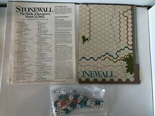 Stonewall The Battle Of Kernstown Strategy & Tactics 1978