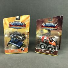 Skylanders Supercharges Lot Of 2 Thump Truck & Shield Striker New In Package