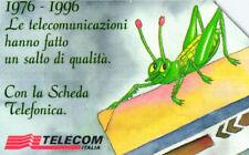 *G 546 A C&C 2605 SCHEDA TELEFONICA USATA CARDEX 97 VARIANTE OCR 16/17 MM