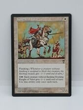 NM Knight of Valor White Visions MtG Magic The Gathering 1996