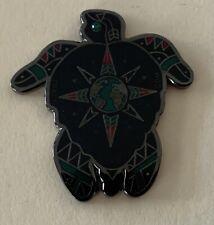 2008 Earth Turtle Geocoin