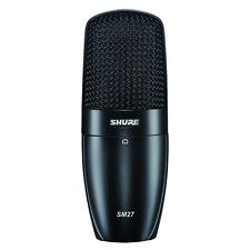 Shure SM27-SC Multi-Purpose Microphone