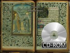 Grisaille Book of Hours 1460-70 CE Digitized Manuscripts