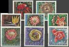 Timbres Flore Pologne 1686/93 o lot 18592