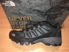 The North Face Ultra 109 GTX Gore-Tex Trail Mens Shoes Size 11.5 Wide Black/Grey