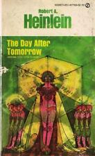 Day after Tomorrow by Robert A. Heinlein 1951, Paperback Signet