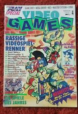 VIDEO GAMES MAGAZIN Nr. 4 (1991)