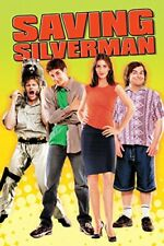 Saving Silverman Dvd 2001 Jack Black Amanda Peet Steve Zahn Disc Only